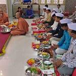 20171019 - Chopda poojan in Swaminarayan Mandir (13)
