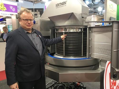 Kronen Stephan Zillgith centrifuge