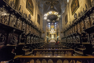 Cathedral of Lugo (Galicia-Spain)