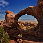 Don't Tiptoe Through Life to Arrive at Death (Arches National Park) thumbnail