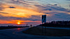 US 30 (ramseybuckeye) Tags: us 30 allen county ohio sunset highway 4 lane sky headlights pentax life