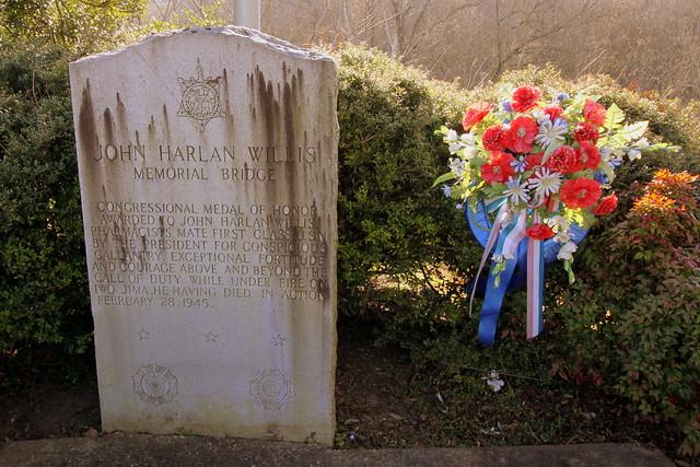 John Harlan Willis Memorial Bridge