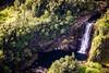 Lauiole Falls (wyojones) Tags: wailukuriver lauiolefalls hawaii hiloarea helicopter rainforest hilowatershedreserve waterfall cascade pool falls stream watercourse gully creek river bigisland