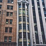 San Francisco  California  - The Skinniest Building - The Narrow Building thumbnail