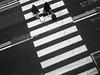Via Indipendenza (lorenzog.) Tags: viaindipendenza bologna crossing zebracrossing people walking street streetphotography italy 2018 bw ilobsterit