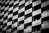 Damier (loroche25) Tags: besançon rue conservatoire damier diagonale bw nb canon architecture géométrique monochrome lignes noiretblanc blackandwhite negroyblanco
