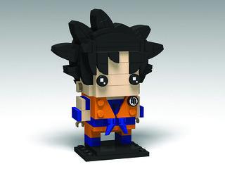 Goku, Dragon Ball Z BrickHeadz
