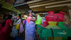 water woman (Albert Photo) Tags: india chennai labor laborer kamarajflowermarket peddler hawker coachman tricycle pedicab vehicle people bike humanities culture
