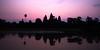 Angkor wat sunrise (Danique_b) Tags: fotodaniquevanderburg water sky dusk palm park angkor sunrise red serene siem reap cambodia longexposure exposure wat temple