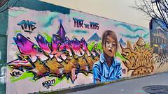 422 Paris en Février 2018 - rue de la Fontaine-au-Roi (paspog) Tags: paris france ruedelafontaineauroi tags graffitis mural murals fresque fresques février februar february 2018