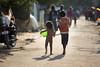 Work / Play (Yesmk Photography) Tags: tirunelveli children walking street streetphotography yesmkphotography muthukumar d750 india tamilnadu nikon iamnikon nellai nellaiweekendclickers