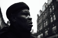 IMG_3379 (JetBlakInk) Tags: afro candid men mono portrait streetphotography closeup profile racialprofile jamaican countryboy electricavenue brixton reggaeartist headshots