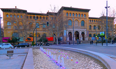 Edificio Paraninfo de la Universidad de Zaragoza (eustoquio.molina) Tags: paraninfo universidad zaragoza edificio building atardecer