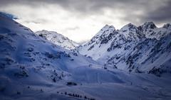 The Phantom Meance over Kühtai (gabormatesz) Tags: kühtai tirol austria canon 80d photography mountains mountain tyrol at hillscape snow winter sky mountainside outdoor landscape lake