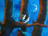 Matilda and the Fairy (Stacy Polson) Tags: art fiber fantasy felted needle felting wool fairies stacy polson