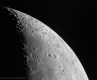 Northeastern Horn of the Crescent Moon