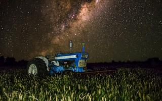 Pops Tractor