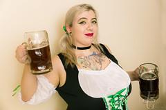 .:Dayne:. (JustGeraldMedia) Tags: justgeraldmedia cosplay cosplayer holiday oktoberfest stpatricksday stpattyday irish plussize plus detroit detroitmodel