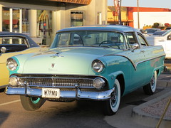 1955 Ford Fairlane Crown Victoria (OrangeChargerR/T) Tags: 1955 ford fairlane crown victoria