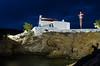 Agios Isidoros church, Leros, Greece (RomanK.) Tags: greece greek ellada ellas leros church