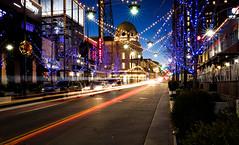 "Fill My Life With Color (KC Mike Day) Tags: ""power light trails car color colors downtown cityscape ""kansas city missouri kcmo visitkc howwedokc visitmo"