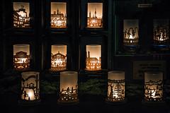 Yet rendered (Melissa Maples) Tags: münchen munich deutschland germany europe nikon d3300 ニコン 尼康 nikkor afs 18200mm f3556g 18200mmf3556g vr winter marienplatz night christmasmarket holidays christmas christkindlmarkt market weihnachtsmarkt decorations lights black candles vendor