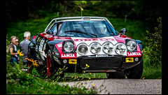 Lancia Stratos Gr.4 (1974) (Laurent DUCHENE) Tags: vosgesrallyefestival rallye rally rallycar rallyevent motorsport historiccar car automobile automobiles 2017 lancia stratos gr4