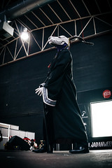 """Japan Weekend Barcelona 2018 Pasarela Cosplay • <a style=""""font-size:0.8em;"""" href=""""http://www.flickr.com/photos/140056126@N03/25899912677/"""" target=""""_blank"""">View on Flickr</a>"""
