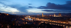 R0001677 (thefly77) Tags: florence piazzale michelangelo arno firenze italy sunset sky