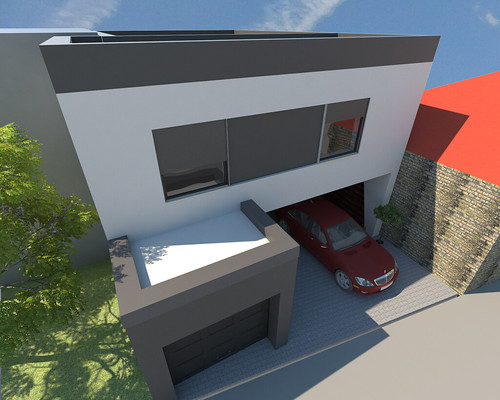 Exterior Architectural Renderings