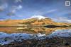 Amar River (Totarder - Isle of Skye - Scotland) ( Jean-Yves JUGUET ) Tags: amarriver totarder isleofskye scotland ecosse landscape seascape paysage réflexion reflection blue isle bleu highlands highland