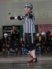IMG_0832 crop 1 (KORfan) Tags: referees officials madrollindolls reservoirdolls unholyrollers rollerderby