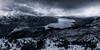 Na Tròisichean (J McSporran) Tags: scotland trossachs benaan benvenue lochkatrine arrocharalps landscape bw canon6d