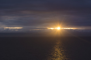 Sunset Over Bristol Channel