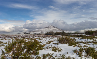 Sugarloaf with Snow.