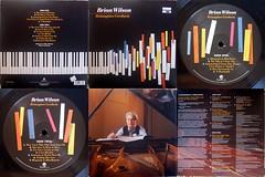 Reimagines Gershwin - Brian Wilson (Wil Hata) Tags: brianwilson record vinyl album