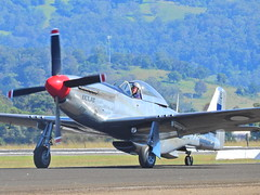 Merlin the magician (Couldn't Call It Unexpected) Tags: north american p51 mustang rolls royce merlin illawarra air show commonwealth aircraft corporation aviation