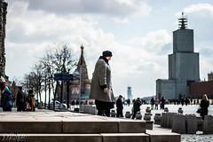 Daily Life (D. R. Hill Photography) Tags: moscow redsquare russia city urban capital street streetphotography nikon nikond7100 d7100 50mm nikon50mmf14g primelens fixedfocallength
