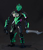 Jungle Slizer: Amazon (Gamma-Raay) Tags: bionicle build lego jungle amazon evil herofactory leaf tree sword vine disk slizer throwbot