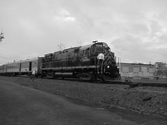 DSC01403B (mistersnoozer) Tags: lal shoertline railroad rgvrrm excursion train alco c425 locomotive