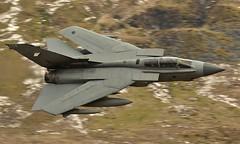 sweeper (Dafydd RJ Phillips) Tags: tornad tornado swept gr4 loop mach za592 31 sqn squadon low level
