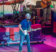 Brad Paisley (mylesfox) Tags: stage concert country brad paisley guitar