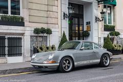 Porsche 911 Singer 4.0 (Nico K. Photography) Tags: porsche 911 singer 40 rare classic supercars grey nicokphotography switzerland geneva