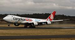 LX-VCM.......... (ianossy) Tags: lxvcm boeing 7478r7f b748 cv clx cargolux pik