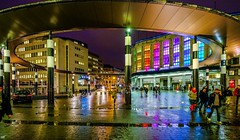 Gare centrale Brussels (✵ΨᗩSᗰIᘉᗴ HᗴᘉS✵66 000 000 THXS) Tags: gare garecentrale bruxelles brussels rain water color colorful station capitale night rainy hensyasmine namur belgium wallonie europa aaa بلجيكا belgique namuroise proxi belga info look photo friends bélgica ベルギー белгия բելգիա belgio 벨기에 belgia бельгия 比利时 bel be ngc saariysqualitypictures wow yasminehensinterst intersting interestingness eu fr greatphotographers lanamuroise