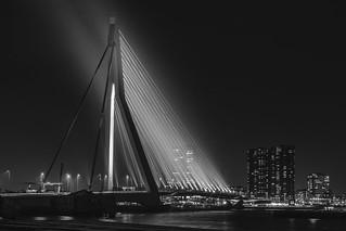 Erasmusbrug, Rotterdam (NL)