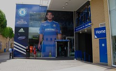 Stamford Bridge, Chelsea FC, London, June 2009 (sbally1) Tags: chelseafc stamfordbridge football franklampard london premierleague