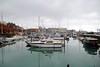 Fifty Cal in the Marina (zawtowers) Tags: ramsgate thanet kent historic seaside town harbour port resort saturday 10th march 2018 changeable weather rain wet fifty cal boat moored royal marina