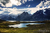 Torres Del Paine View (lnmeares) Tags: torresdelpaine patagonia chile patagonian nationalpark landscape mountains lake clouds