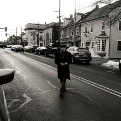 (Something Sighted) Tags: streetphotography scènederue noiretblanc blackandwhite newtown pennsylvania buckscounty